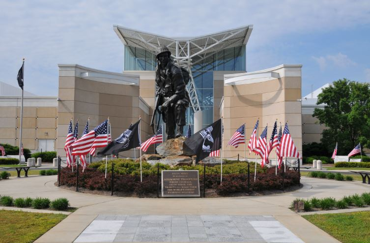 Airborne and Special Operations Museum NC Paving Pros Fayeteville, NC