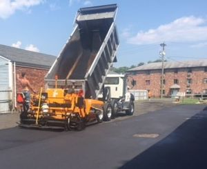 Resurfacing a Parking Lot NC Paving Pros
